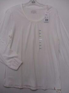SCHIESSER 139322 Damen Mix & Relax T-Shirt / Schlafshirt Langarm, in Sekt, NEU