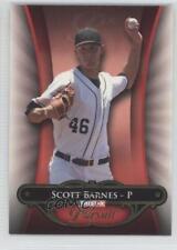 2010 TRISTAR Pursuit Gold /50 Scott Barnes #125