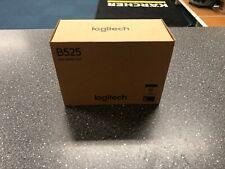 Logitech B525 HD Webcam 30fps 1080p BNIB FOLDABLE BUSINESS WEBCAM  c920 c922