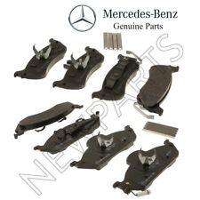 For Medrcedes W163 ML320 ML350 ML350 Set of Front & Rear Brake Pad Set Genuine