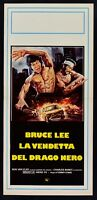 L121 Cartel Bruce Lee Karate ' Artes Marciales Kung Fu El Vendetta De Dragón Ner