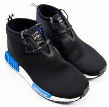Adidas x Porter Yoshida & Co NMD C1 Chukka Black Boost Sneakers CP9718 Men's 6