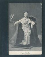 AK Papst Pius X.    21/8/15