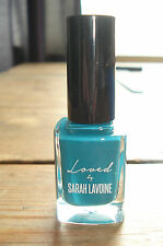 Loved By Sarah Lavoine Blue Nail Polish Varnish for My Little Box Summer NEW