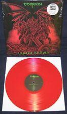 THERION - Lepaca Kliffoth vinyl Ltd 100 RED colour LP NEW gatefold + bonus track