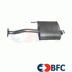 HONDA FR-V 1.7 1.8i 2.0 2.2 D 125/140/150HP 2004- Exhaust Rear Silencer