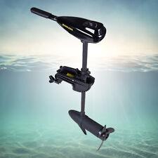 12V électrique Moteur de pêche à la traîne hors-bord bateau de pêche marin FR