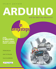 Arduino in easy steps - NEW - Free P&P
