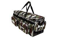 BAS Player Camouflage Colour Cricket Wheelie Kit Bag +AU Stock +Free Ship & Grip