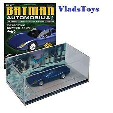 Eaglemoss 1:43 Batman Detective Comics #434 Batmobile W/Magazine #50
