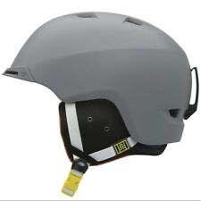 Giro Chapter Ski Snowboard Helmet Matte Gray Small 52-55.5 cm - New with Tags!