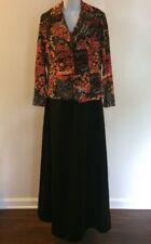 Beautiful*VINTAGE*60/70s 2-Piece*A-Line Dress w/ Jacket*Womens/Ladies Size 8-10