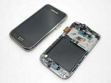 Original Samsung GT-I9000 Galaxy S Display LCD Touch Screen + Frame White