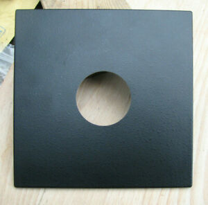 pattern Sinar F & P fit lens board panel with copal 1 compur 42mm hole  Horseman