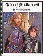 LORD OF THE RINGS. fanzine TALES OF MIDDLE-EARTH