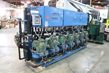 LARGE TYLER COMPRESSOR REFRIGERATION RACK 7 COMPRESSORS CRMTP-761-225