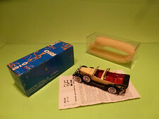 RIO  1:43  - LINCOLN SPORT PHAETON SCOPERTA  NO=51 - NEAR MINT CONDITION  IN BOX