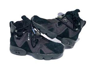 Reebok X Furikaze Instpump Future Boots Black BS7420 Mens Size 7