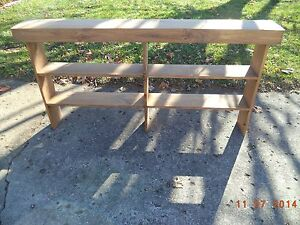 Console Table, Sofa Table, Hallway Table, Entry Table, Bench