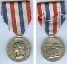 Médaille - Médaille d'honneur des chemins de fer E. GAIGNARD 1966