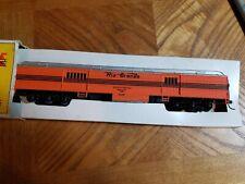 Denver & Rio Grande D&RG Pullman Baggage Car Railway Express Agency #722 TOUGHY