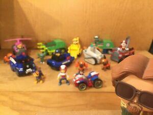 U-CHOOSE PAW Patrol VEHICLES Action Pack Pups SUPER PUP figures & MORE!