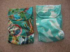 2 Tq Hawaii Camo Belly Band Chinese Crested Italian Greyhound Dog Diapers