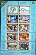 #1767 VENEZUELA 2004 FLAGS,LATINOAMERICAN PARLAMENT MSHEET YV 2315-24 Mi 3583-2,
