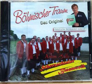 Böhmischer Traum - Das Original - Scherzachtaler Blasmusik  CD  NEU & OVP