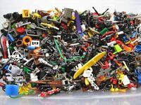 ☀️NEW LEGO MINIFIGURE ACCESSORY Random Lot 20 pcs City Town Castle Weapons