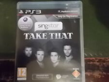 SingStar Take That (Sony PlayStation 3, 2009)