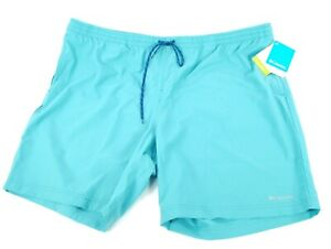 "New Columbia Men's Summertide Stretch Short Size 4XL 8"" Inseam $50"