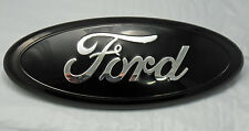 New Ford F150 05-14  Grille/Tailgate Emblem Black Oval 3D Badge Free Ship