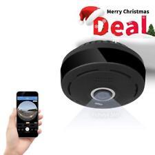 3 PACK FREDI WiFi Wireless IP Security Camera Wide Angle 360 Degree Fisheye  NEW