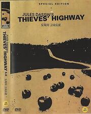Thieves' Highway (1949, Jules Dassin) DVD NEW