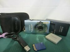 Canon PowerShot Digital ELPH SD1100 IS 8.0MP Digital Camera - Ready To Use .