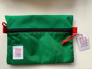 BRAND NEW Topo Designs Medium Accessory Bag - Green