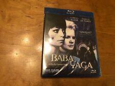 Baba Yaga Blu-ray*Blu Underground*Psychedelics Shocker*70's Classic*OOP*NEW*