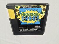 General Chaos (Sega Genesis) Game Cartridge Excellent!