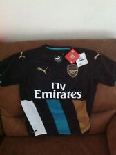 Puma England Arsenal Fc Gunners Soccer/futbol  Jersey New With Tag Size XL Youth