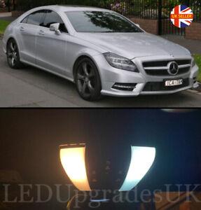 Mercedes CLS C218 (W218) White LED Interior Light Kit