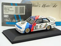 Minichamps 1/43 - BMW M3 E30 DTM 1990 #18 Quester