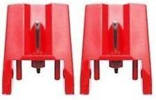 2 X Reemplazo Stylus Needles & gt Ion ittusb05, Ion ittusb, perfil, perfil Pro