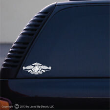 Fleet Marine Force insignia Vinyl Decal,US Navy,USMC, sm
