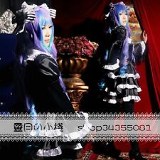 VOCALOID Anti The∞Holic  Luka   Cosplay Costume Custom Any Size