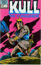 Kull the Conqueror (2nd series) # 1 (52 pgs) (USA,1982)