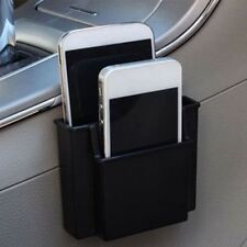 Car Cellphone Holder Phone Charge Box Holder Pocket Organizer Seat Bag Storage