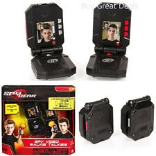 Spy Gear Video Walkie Talkie Radio Kids CB Communication Combat Audio Wireless
