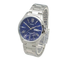 -Casio MTP1384D-2A Men's Metal Fashion Watch Brand New & 100% Authentic