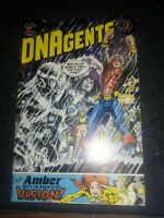 DNAGENTS #4 ECLIPSE COMICS 1983 NM-